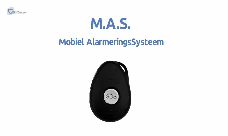 Mobiel Alarmeringsysteem
