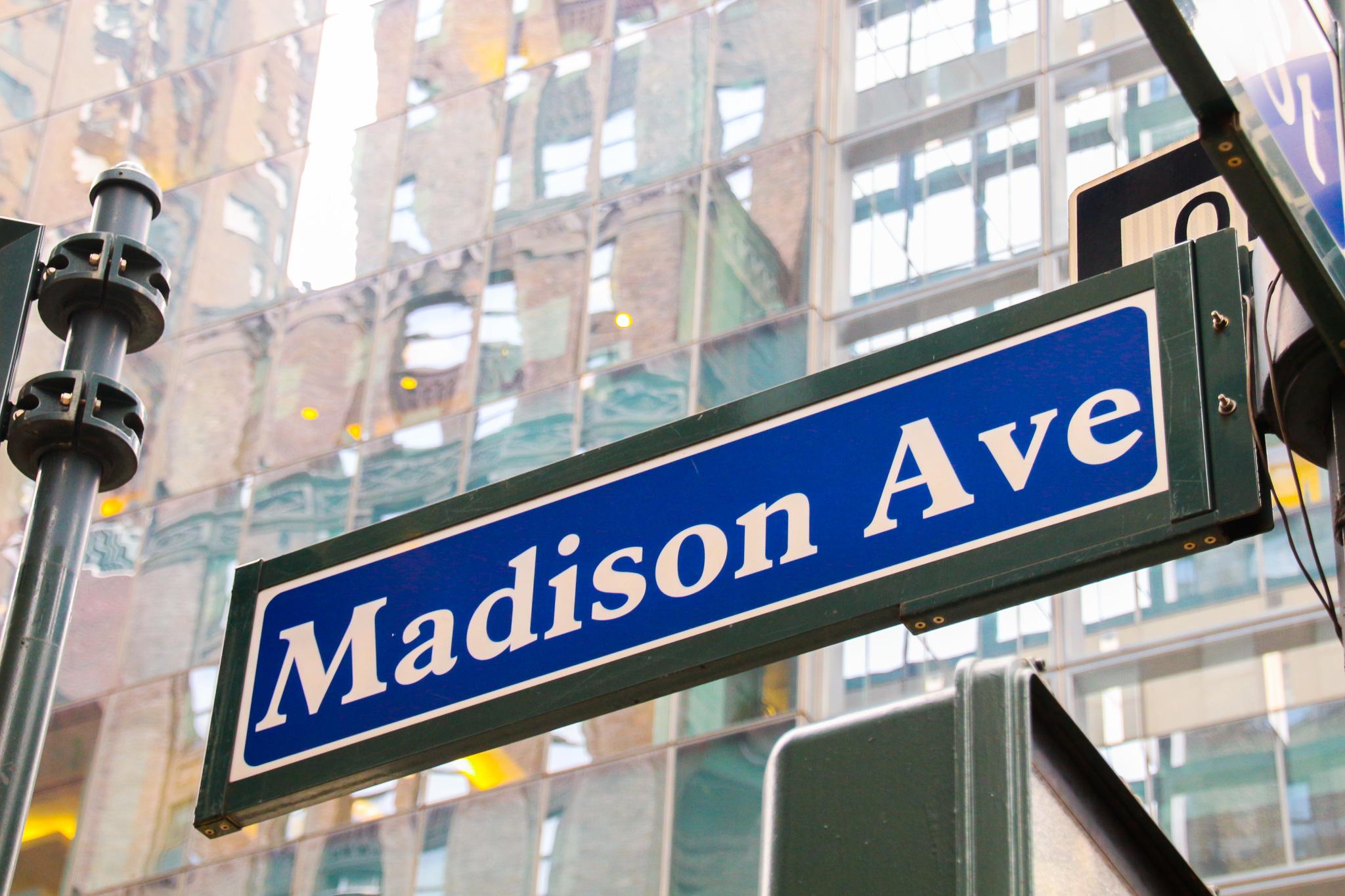 Madison AV.