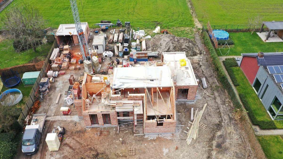 Opbouw huis
